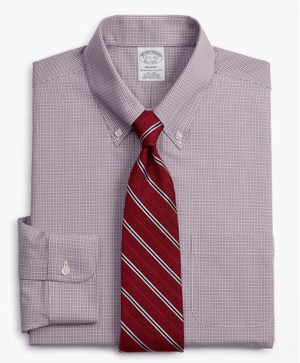 Camisa-de-Vestir-Non-Iron-Regent-Fit-Micro-Check