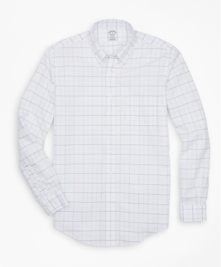 Camisa-Sport-Non-Iron-Regent-Fit-Multi-Windowpane