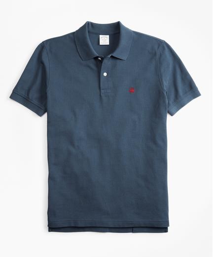 Polo-Performance-Slim-Fit-de-Algodon-Supima®-Azul-Obscuro