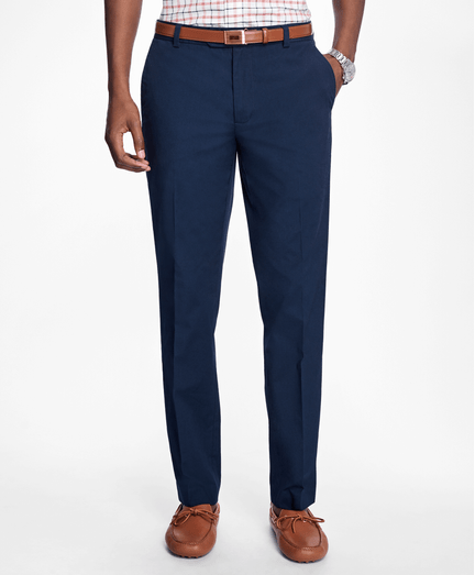 Pantalon-Milano-Fit-de-Popelina-de-Algodon-Supima®-Azul-Obscuro