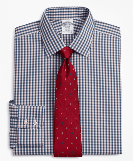 Camisa-de-Vestir-Non-Iron-Regent-Fit-de-Rayas-Stretch