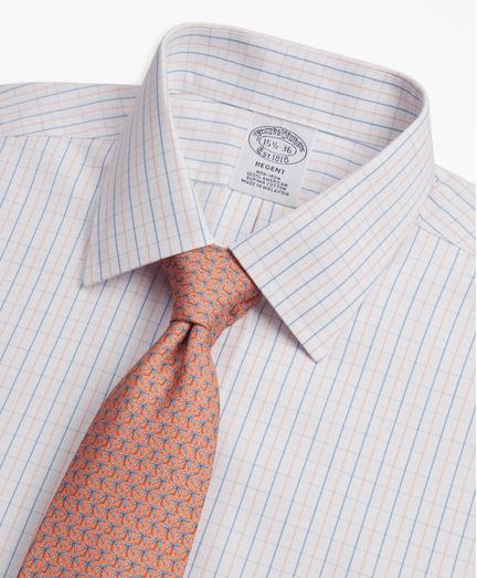 Camisa-de-Vestir-Non-Iron-Regent-Fit-Grid-Check