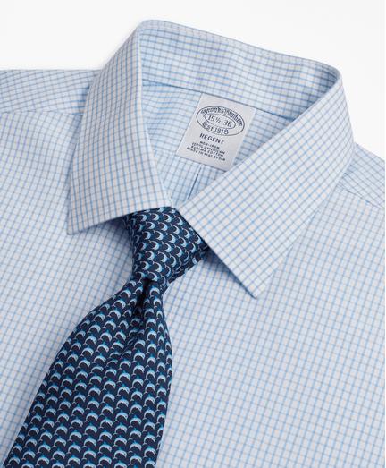 Camisa-de-Vestir-Non-Iron-Regent-Fit-Windowpane