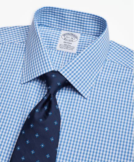 Camisa-de-Vestir-Non-Iron-Regent-Fit-Stretch-de-Cuadros