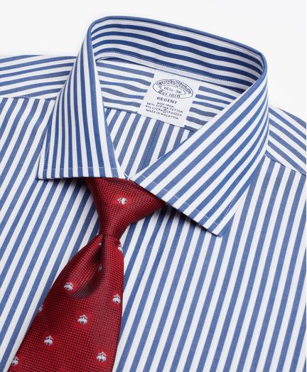 Camisa-de-Vestir-Non-Iron-Regent-Fit-Stretch-de-Rayas