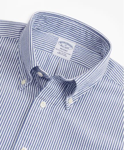 Camisa-Sport-Regent-Fit-Seersucker-de-Rayas