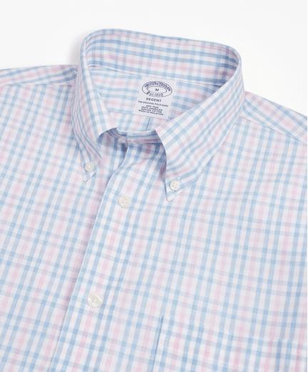 Camisa-Sport-Non-Iron-Regent-Fit-Madras-de-Cuadros