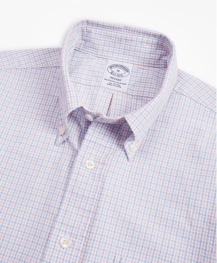 Camisa-Sport-Regent-Fit-Seersucker-de-Cuadros
