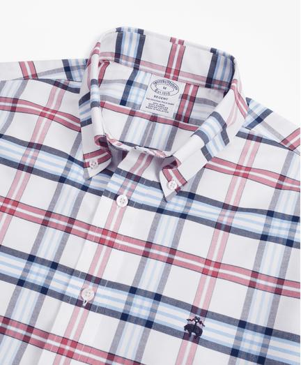 Camisa-Sport-Non-Iron-Regent-Fit-de-Cuadros