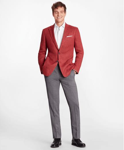 Pantalon-Brooks-Cool®-Regent-Fit-Check