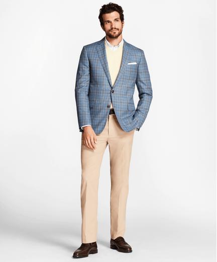 Pantalon-Chino-Clark-Fit-de-Popelina-de-Algodon-Supima®-Stretch-Khaki