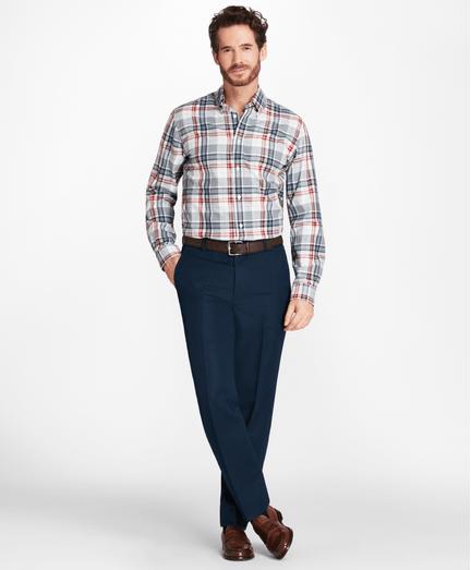 Pantalon-Brooks-Cool®-Regent-Fit-de-Check