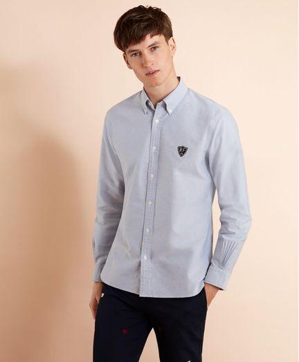 Camisa-Sport-Oxford-con-parche-RF