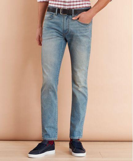 Pantalon-5-Pocket-de-Algodon-Stretch-Brooks-Brothers