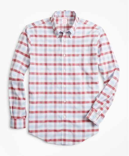 Camisa-Sport-Non-Iron-Madison-Fit-de-Cuadros-Brooks-Brothers