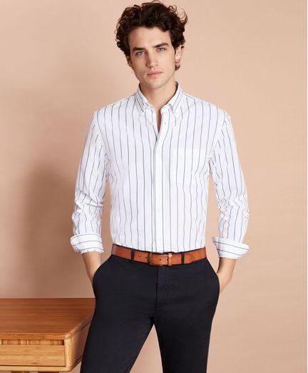 Camisa-Sport-de-Rayas-Brooks-Brothers