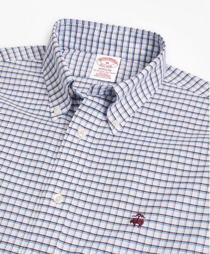 Camisa-Sport--Non-Iron-Madison-Fit-de-Cuadros-Brooks-Brothers