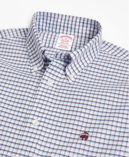 Camisa-Sport--Non-Iron-Madison-Fit-de-Cuadros-Brooks-Brothers