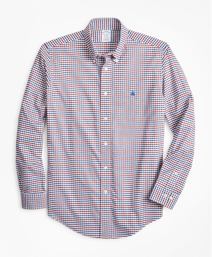 Camisa-Sport-Non-Iron-Regent-Fit-Windowpane-Brooks-Brothers