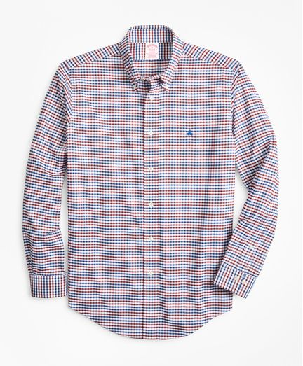 Camisa-Sport-Non-Iron-Madison-Fit-Windowpane-Brooks-Brothers