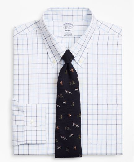 Camisa-de-Vestir-Regent-Fit-Non-Iron-Windowpane-Brooks-Brothers