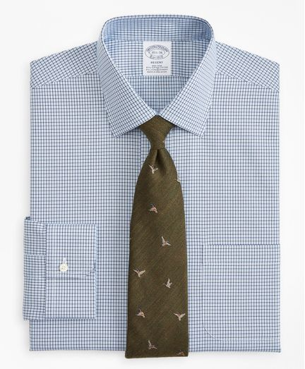 Camisa-de-Vestir-Stretch-Regent-Fit-Non-Iron-de-Cuadros-Brooks-Brothers