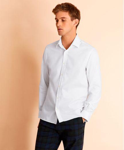 Camisa-Dobby-de-Algodon-Cuello-amplio-Brooks-Brothers