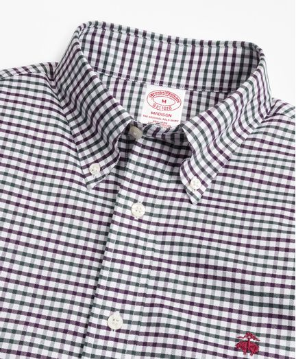 Camisa-Sport-Non-Iron-Madison-Fit-Windowpane-Brooks-Brothers