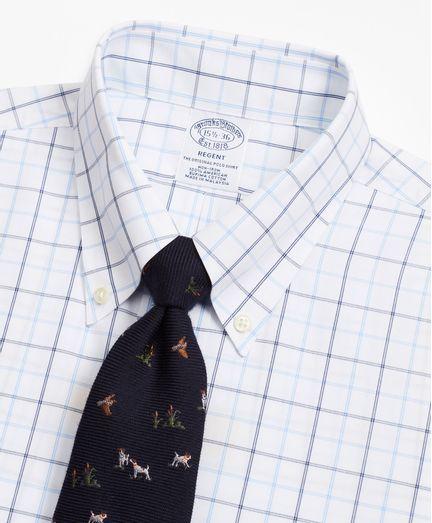 Camisa-de-Vestir-Regent-Fit-Non-Iron-Windowpane-Brooks-Brothers