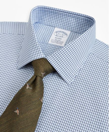 Camisa-de-Vestir-Stretch-Regent-Fit-Non-Iron-de-Cuadros-Brooks-Brothers