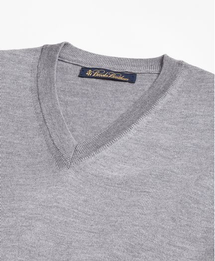 Sueter-de-Lana-Merino-Brooks-Tech-con-cuello-en-V-Brooks-Brothers