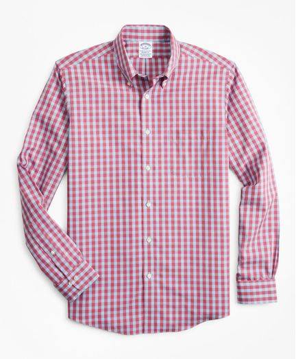 Camisa-Sport-Non-Iron-Regent-Fit-De-Cuadros-Brooks-Brothers