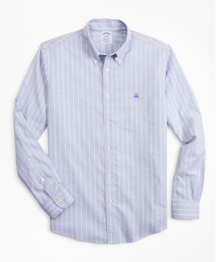 Camisa-Sport-Non-Iron-Regent-Fit-De-Rayas-Brooks-Brothers