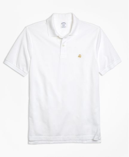 Polo-Slim-Fit-De-Algodon-Supima®-Con-Logo-Brooks-Brothers