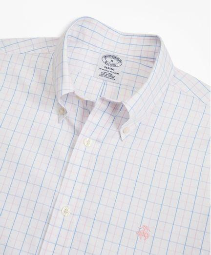 Camisa-Sport-Non-Iron-Regent-Fit-Windowpane-Brooks-Brothers