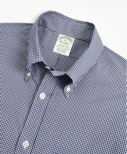 Camisa-Sport-Milano-Fit-De-Cuadros-Con-Logo-Brooks-Brothers