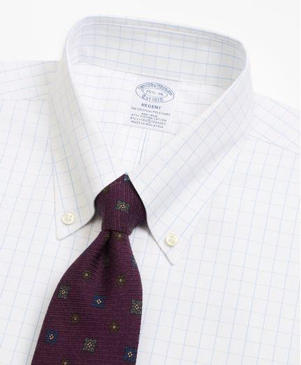 Camisa-De-Vestir-Non-Iron-Regent-Fit-De-Cuadros-Brooks-Brothers
