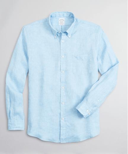 Camisa-Sport-Regent-Fit-de-Lino-Irlandes-Brooks-Brothers