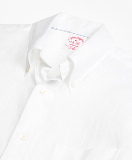 Camisa-Sport-de-Lino-Irlandes-Madison-Fit-Brooks-Brothers