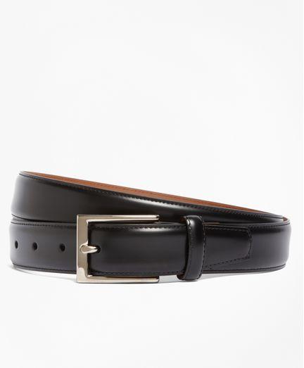 Cinturon-de-Cuero-con-Hebilla-Plateada-Brooks-Brothers