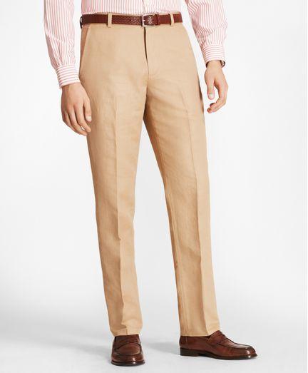 Pantalon-Chino-de-Lino-y-Algodon-Clark-Fit-Brooks-Brothers