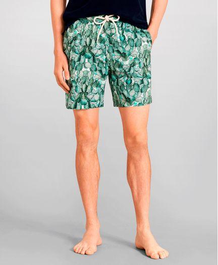 Traje-de-Baño-Montauk-15cm-con-Estampado-de-Cactus-Brooks-Brothers