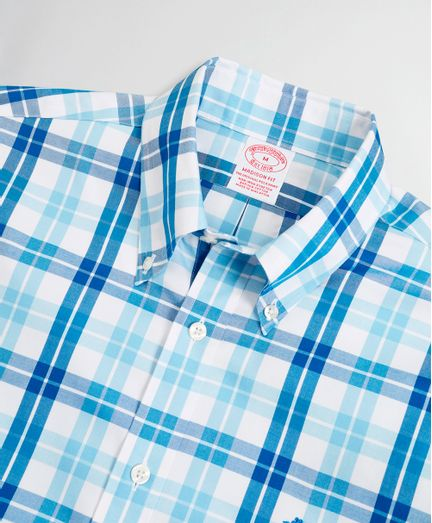 Camisa-Sport-Non-Iron-a-Cuadros-Madison-Classic-Fit-Stretch-Brooks-Brothers