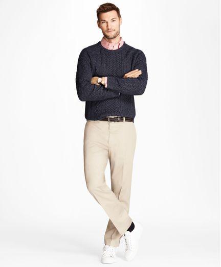 Pantalon-chino-de-ajuste-ligero-con-ajuste-elastico-Advantage-de-Clark®