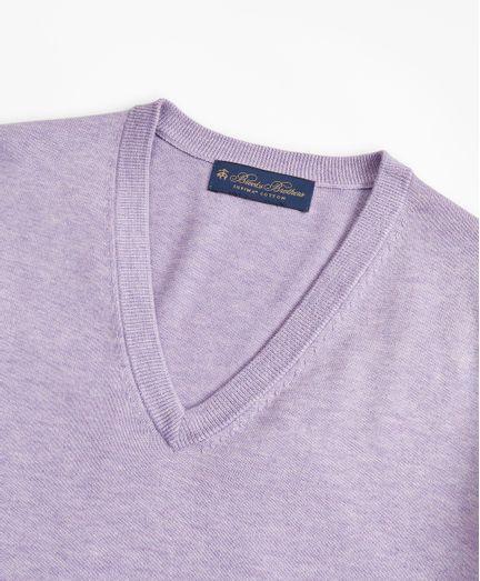 Jersey-de-algodon-con-cuello-en-v-Supima®