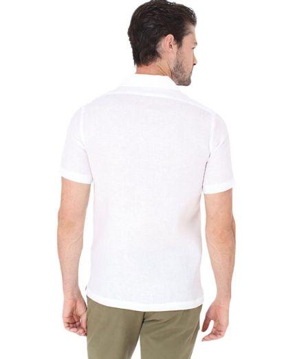 Regent-Fit-camisa-deportiva-de-manga-corta-de-lino-Brooks-Brothers