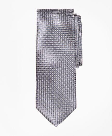 Corbata-Melange-Estampada-Brooks-Brothers