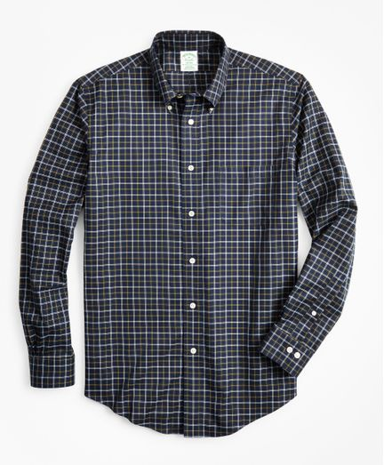 Camisa-Sport-Twil-Non-Iron-Algodon-Supima®-Milano--Slim--Brooks-Brothers