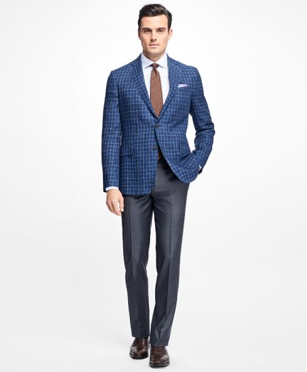 Pantalon-de-Lana-Regent--Fitted--Brooks-Brothers
