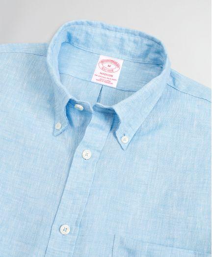 Camisa-Sport-Lino-Madison--Classic--Brooks-Brothers